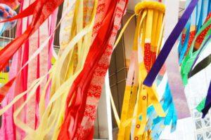 平塚 七夕祭り 雨天時