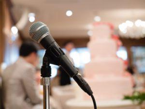 結婚式 新婦 友人 スピーチ 例