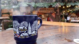 東京クリスマスマーケット グリューワイン マグカップ