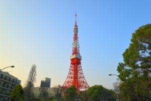 初日の出 東京タワー 混雑