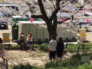 権現堂公園 トイレ