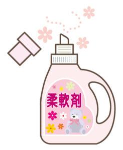 洗濯物 虫 柔軟剤