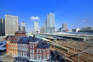 東京駅 早朝 お土産