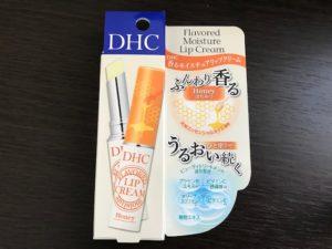 DHC香るモイスチュアリップクリーム はちみつ