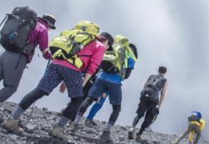 富士山 登山 初心者 服装