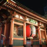 隅田川花火大会は浅草寺から見える?場所取りや混雑と屋台の状況