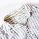 シャツの背中の黄ばみの原因は?汗で病気やわきががわかるって本当?