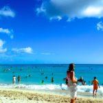 日焼け止めが海で落ちる!顔の塗り直し方と絶対焼かない日焼け対策